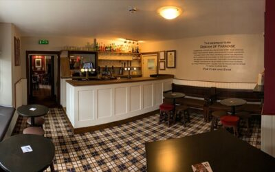 The Return of the Traditional Bar